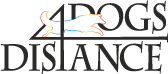 Distance4Dogs Logo